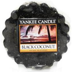 Yankee Candle Tart / Melt Black Coconut