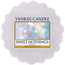 Yankee Candle Tart / Melt Sweet Nothings