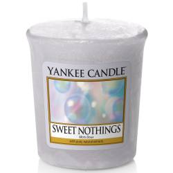 Yankee Candle Sampler Votivkerze Sweet Nothings