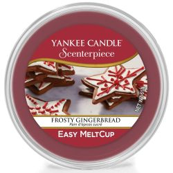 Yankee Candle Scenterpiece Easy MeltCup Frosty Gingerbread