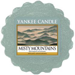 Yankee Candle Tart / Melt Misty Mountains