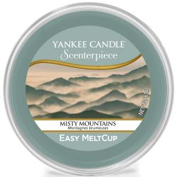 Yankee Candle Scenterpiece Easy MeltCup Misty Mountains