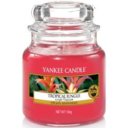 Yankee Candle Jar Glaskerze klein 104g Tropical Jungle
