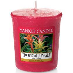Yankee Candle Sampler Votivkerze Tropical Jungle