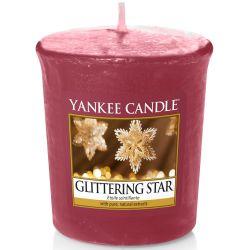 Yankee Candle Sampler Votivkerze Glittering Star