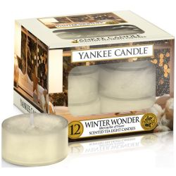 Yankee Candle Teelichter 12er Pack Winter Wonder