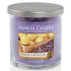 Yankee Candle 1 Docht Regular Tumbler Glaskerze klein 198g Lemon Lavender