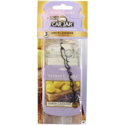 Yankee Candle Car Jar 3er Bonuspack Lemon Lavender