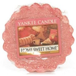 Yankee Candle Tart / Melt Home Sweet Home