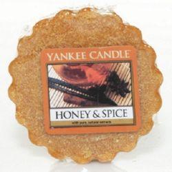 Yankee Candle Tart / Melt Honey & Spice