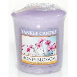 Yankee Candle Sampler Votivkerze Honey Blossom *