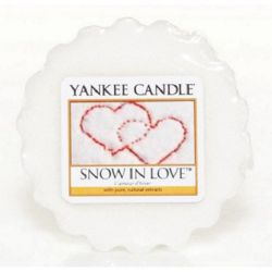 Yankee Candle Tart / Melt Snow in Love