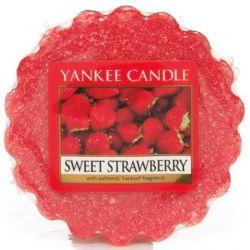 Yankee Candle Tart / Melt Sweet Strawberry *