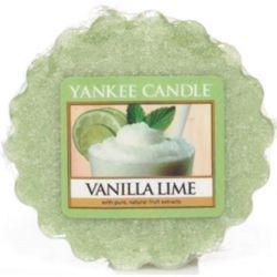 Yankee Candle Tart / Melt Vanilla Lime