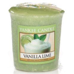 Yankee Candle Sampler Votivkerze Vanilla Lime