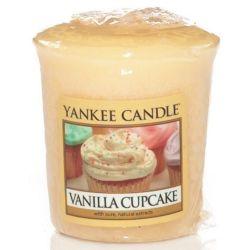 Yankee Candle Sampler Votivkerze Vanilla Cupcake
