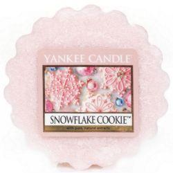 Yankee Candle Tart / Melt Snowflake Cookie
