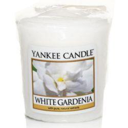 Yankee Candle Sampler Votivkerze White Gardenia *
