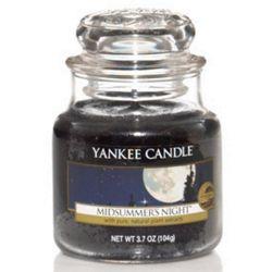 Yankee Candle Jar Glaskerze klein 104g Midsummers Night