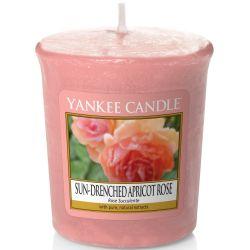 Yankee Candle Sampler Votivkerze Sun-Drenched Apricot Rose