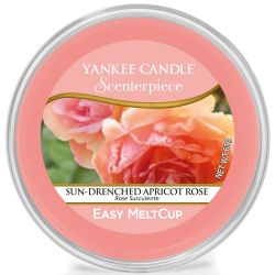 Yankee Candle Scenterpiece Easy MeltCup Sun-Drenched Apricot Rose
