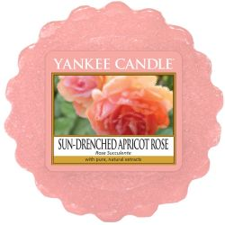 Yankee Candle Tart / Melt Sun-Drenched Apricot Rose