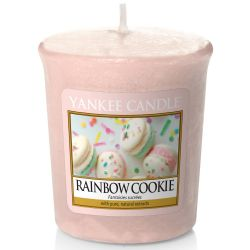 Yankee Candle Sampler Votivkerze Rainbow Cookie