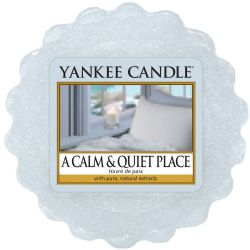 Yankee Candle Tart / Melt A Calm And Quiet Place