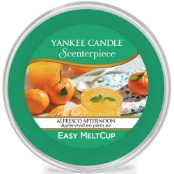 Yankee Candle Scenterpiece Easy MeltCup Alfresco Afternoon