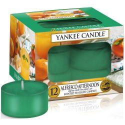 Yankee Candle Teelichter 12er Pack Alfresco Afternoon