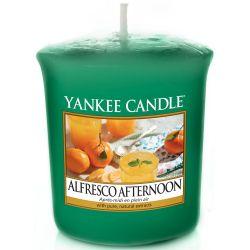 Yankee Candle Sampler Votivkerze Alfresco Afternoon