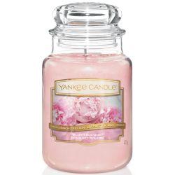 Yankee Candle Jar Glaskerze groß 623g Blush Bouquet