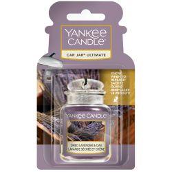 Yankee Candle Car Jar Ultimate Dried Lavender & Oak