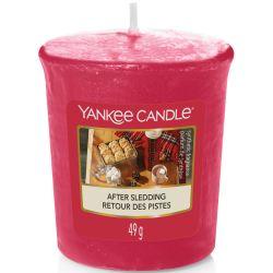 Yankee Candle Sampler Votivkerze After Sledding