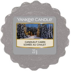 Yankee Candle Tart / Melt Candlelit Cabin