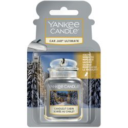 Yankee Candle Car Jar Ultimate Candlelit Cabin