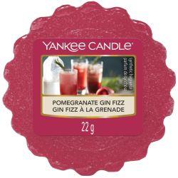 Yankee Candle Tart / Melt Pomegranate Gin Fizz