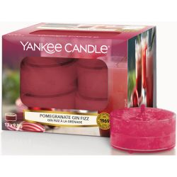 Yankee Candle Teelichter 12er Pack Pomegranate Gin Fizz