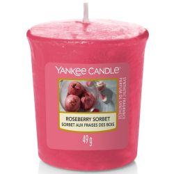 Yankee Candle Sampler Votivkerze Roseberry Sorbet